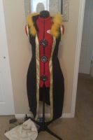 Synchronicity Len Kagamine Coat front by Vocaloid01leaklady