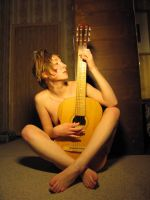 stock - with guitar 4 by Lina-Tsu