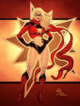 Ms. Marvel by Durandus