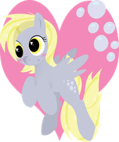 Ditzy Doo Loves You! by CreativPony