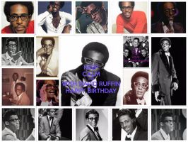 Happy Birthday David Ruffin by Kaylah973