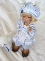 Botan, the little Faun Prince by charmingdoll