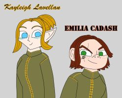My Inquisitors by supernanny191