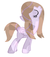 OC crystal vector commission for mylittlepuppy3466 by TwitterShy