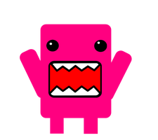 Domo PNG Nicky by FernandaaEditions
