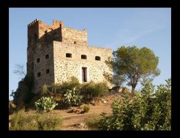 Sardegna 2004 - Little Castle by Aless1984