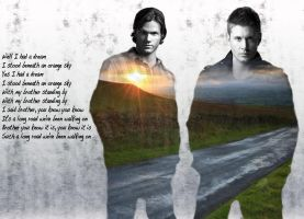 Winchester Brothers by edwards-lover-7