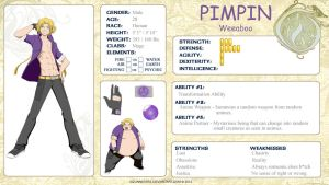 CONTEST - Round 1D - Pimpin by AquaWaters