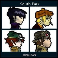 South Park  - Demon Days by LooserLecter