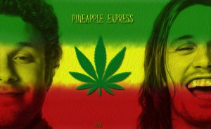 Pineapple Express (2008) by teotone92