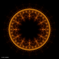 Frame Circle by Bulldoggenliebchen