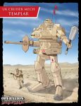British Templar Mech by Rob-Cavanna