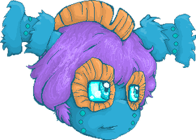 mate - chibi headshot by iscaylis