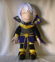 Fire Emblem Awakening: Henry by PlushMayhem