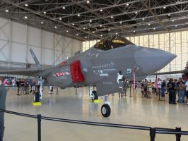 F-35 by bustersnaps