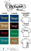 I House Logo for Tshirt by unknowninspiration