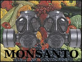Monsanto by jackcomstock