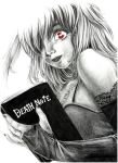 .: Death Note .:. I Have the Shinigami Eyes .: by moonlightamber