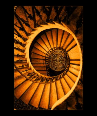 Descent Into Time by Forestina-Fotos