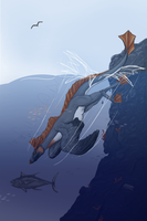 Gone Fishing WIP *updated by Filly8