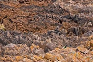 Rugged Rocks I - HDR by somadjinn