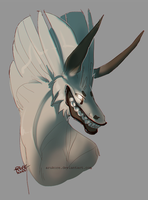 face of basil by arukore