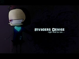 __:Invaders Demise. Night Shall Be Last:__ poster by Nedrian