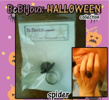 BcBijoux Halloween collection5 by Aiko-Hirocho