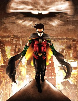 Robin_Tim Drake by Iantoy