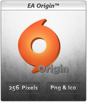EA Origin - Icon by Crussong