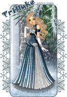 Winter Gown by Trilly21