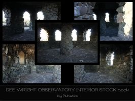 DeeWright Observatory Interior by PikKatze