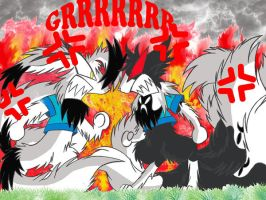 Hopeless Rivals the Game, XD by SoftMonKeychains