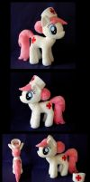 Nurse Redheart Plush by Rainbow-Kite