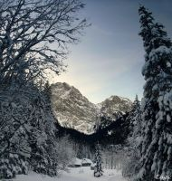 ...winter in Zakopane 3... by eugi3