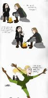 Legolas is a fairy by marbri