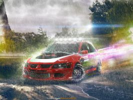 Lancer2 by M-A-G-F-X-Graphic