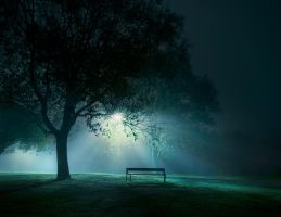 Night Light by MikkoLagerstedt