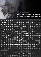 Julio Castelo Brush Collection for Photoshop CS6 a by JulioCastelo