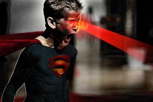 Superboy by Marlock