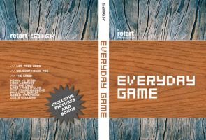 everyday game dvd cover by j-focus