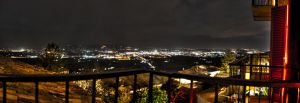 A night in Assisi by MildlyReactive
