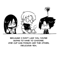 Naruto- Delicious Tea by mingming07