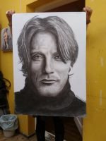 Happy Birthday Mads! by prussiaGilbo