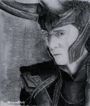 Loki Laufeyson by MorganBlindness