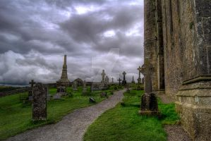 Rock of Cashel 19 by sandpiper6