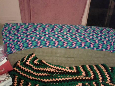 Decorative Couch Blanket - For Sale by DWCreations2014