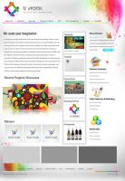 4vision web layout by 11thagency