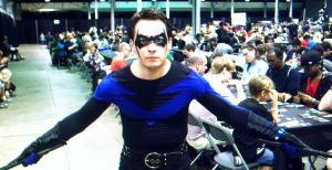 Nightwing 2011 by MonkeySquadOne