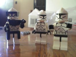 Star Wars Legos :D by MADE0FWAX